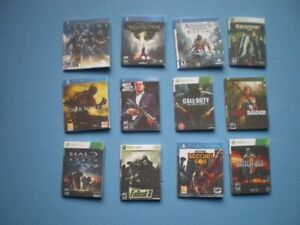 Dolls-House-miniatures-PS4-Xbox-games-x-12