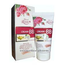 Natural Rose Bio Argan oil & Rose oil BB CREAM Light 50ml/1.69oz