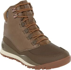 THE-NORTH-FACE-TNF-Edgewood-7-034-T933165SK-Waterproof-Insulated-Casual-Boots-Mens