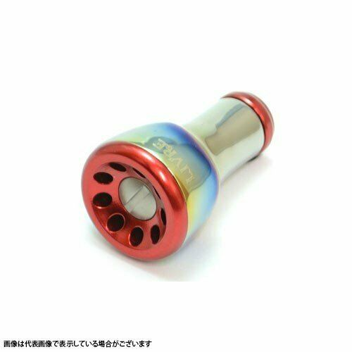 LIVRE Knob (Fortessimo) 1 piece (Fire+rot C) From Japan