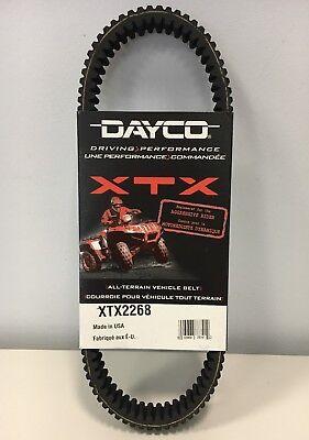 Dayco XTX Drive Belt XTX2268