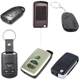 Details about FULL HD SPY CAMERA DVR IN CAR KEY FOB REMOTE WITH MOTION  DETECTION NIGHT VISION