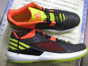 e01f38994de NIB adidas Crazy Strike Low ADIPRENE MEN S ATHLETIC BASKETBALL SHOES ...