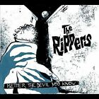 Better the Devil You Know by Rippers (CD, Oct-2012, CD Baby (distributor))