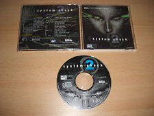SYSTEM SHOCK 2 Pc Cd Rom CD II FAST 1st Class DISPATCH