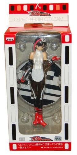 Kamen Masked Rider Den-O DX Naomi poule Tokusatsu héroïne Figure