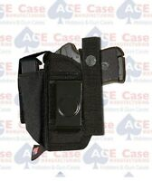 Kel-tec P-32 Holster W/extra Mag Holder From Ace Case (100% Made In U.s.a.)