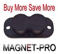 MAGNET-PRO Magnet Concealed Gun Mount Holder for desk bed  table 25LB Rating
