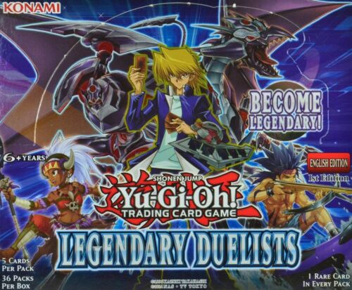 YU-GI-OH  LEGENDARY DUELISTS 1st edition SINGLE ULTRA SECRET RARE *LEDU* CARDS.