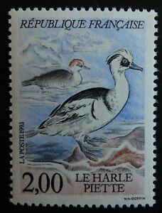 Timbre poste. FRANCE. N°2785. canard. année 1993