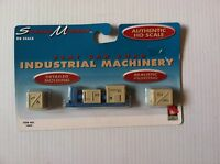 Life Like Scene Master,433-1663,ho,industrial Machinery(load), Mint On Card.