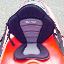 Conwy-Deluxe Sedile ergonomico per adattarsi a sedersi in cima Kayak/Canoa NUOVO DESIGN 2017
