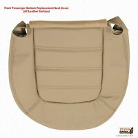 2004-2005 Ford Explorer Front Passenger Bottom Leather Seat Cover-color Tan