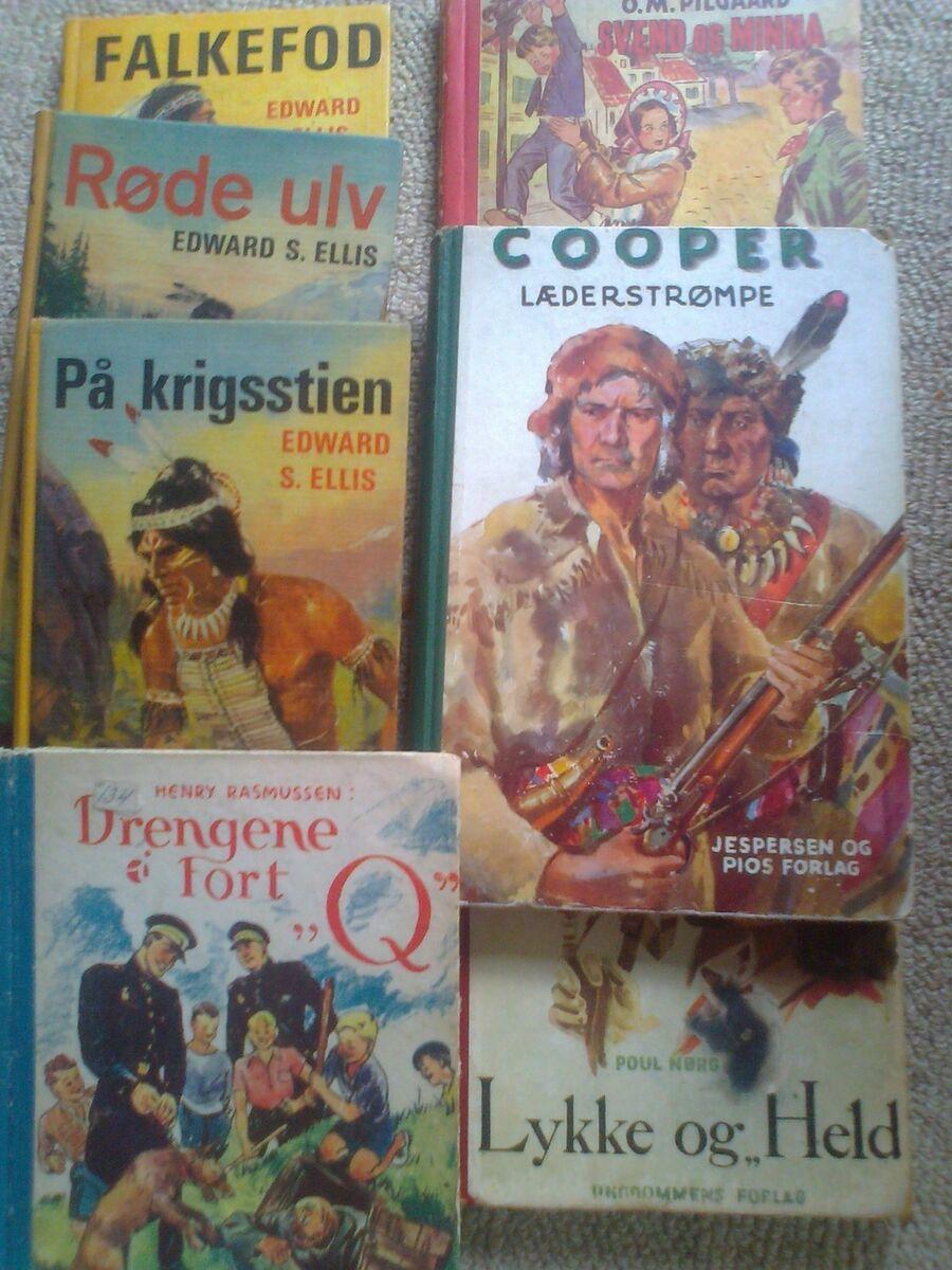 forlag ungdomsbøger