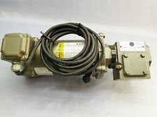 BALDOR ELECTRIC MOTOR W/ GEAR REDUCER CDP3320 / Leeson BM0813-L