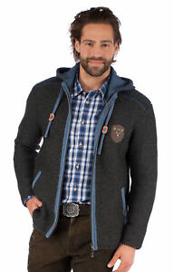 Details Traditional Dark Cardigan About Spieth Wensky Grey Jacket Blue QxBoWrCeEd