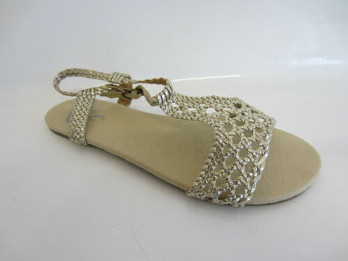 Spot On F0R549 Ladies Sandals Silver R21A Gold Or Nude Sandals
