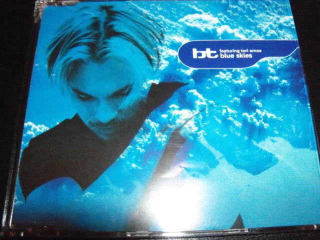 BT FeaturingTori Amons Blue Skies UK Remixes CD - Like New