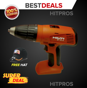 Details about HILTI SF 151-A CORDLESS DRILL, NEW, MADE IN GERMANY, FREE  T-SHIRT, FAST SHIP