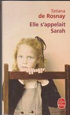 Tatiana de Rosnay - Elle s'appelait Sarah