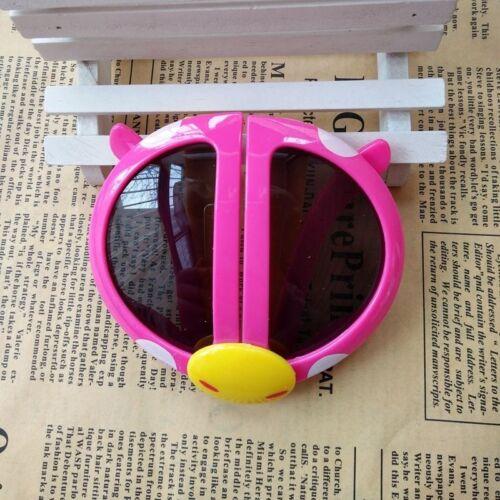 1pcs Cute Glasses Children Girls ANTI-UV Kid Fashion Baby Sunglasses Lovely Boys