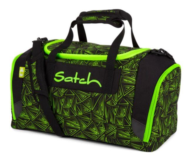 satch Sportbeutel Sporttasche Sportrucksack Tasche Aloha Mint Türkis Neu