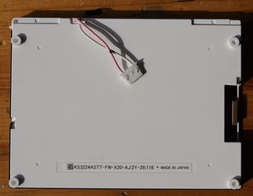 """KS3224ASTT-FW-X20 5.7/"""" KYOCERA LCD screen display 90 days warranty #H1985 YD"""