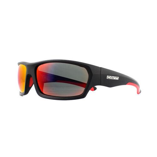 Cairn Sunglasses Peak 302 Black Grey Polarized
