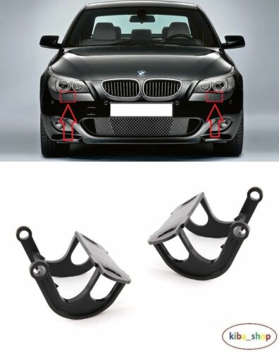BMW 5 E60//E61 2003-2006 FRONT BUMPER HEADLIGHT WASHER JET LEVER LEFT RIGHT
