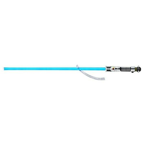 Star Wars The Black Series sabre laser 1//1 Force FX Lightsaber Obi-Wan Kenobi 09