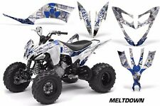 Yamaha Raptor 250 AMR Racing Graphic Kit Wrap Quad Decals ATV All Years MLTDWN U