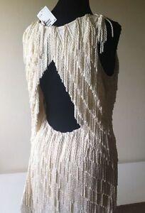 HM Fringe Flapper Dress