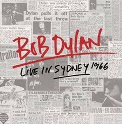 Bob Dylan - Live In Sydney 1966 VINYL LP 88985384101