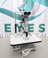 Zeiss Sl 120 Slit Lamp With Zeiss At 020 Tonometer