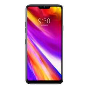 Au-Stock-LG-G7-ThinQ-Dual-Sim-4G-4G-6-1-034-4GB-64GB-Aurora-Black
