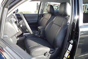 Clazzio Leather Custom Seat Covers For Toyota Tundra
