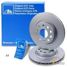 Bremsbel/äge Mit Akustischer Verschlei/ßwarnung Vorne ATE P-A-01-00247 Bremsen Set 2 Bremsscheiben Vorne /Ø 252 Bel/üftet