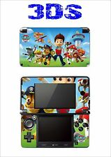 SKIN STICKER AUTOCOLLANT DECO POUR NINTENDO 3DS REF 198 PAW PATROL