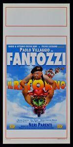 L142 Plakat Fantozzi Die Rückkehr Paolo Dorf Ferguson
