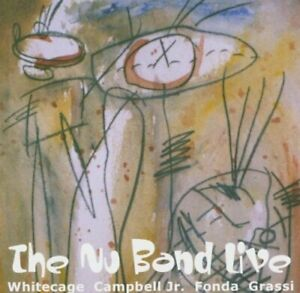 The Nu Band Live - CD
