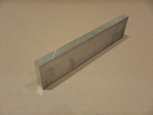 BILLET 200mm x 50mm x  12mm GRADE 6082 T6 ALUMINIUM BAR BLOCK