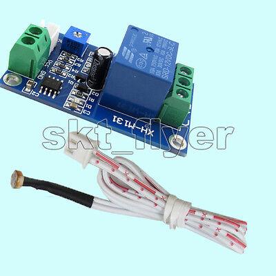 12V 5V 24V Car Light Control Switch Photoresistor Relay Module Detection Sensor