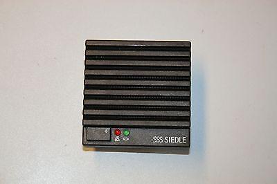Siedle TLM 612-0 SM Türlautsprechermodul geb Lautsprecher Silber Metallic