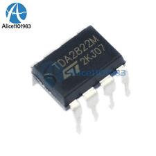 Dual Audio Amplifier New IC 5PCS STMicroelectronics TDA2822M TDA2822 Sockets