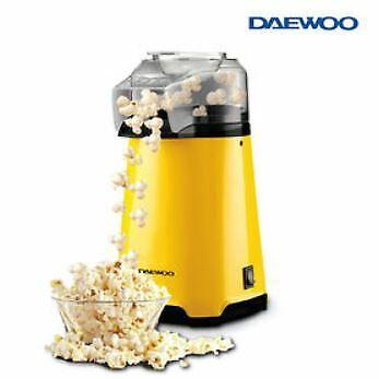 Popcorn Maker Popcorn Machine Korea DAEWOO