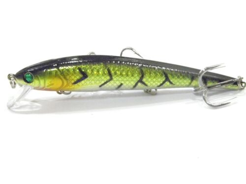 wLure 5 inch Minnow Crankbait Lure Fishing Lure For Bass fishing Hard Bait M509