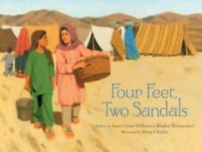 Four Feet, Two Sandals by Karen Lynn Williams and Khadra Mohammad (2016,...