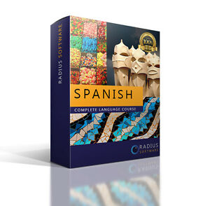 Spanish Language Training Courseware  60hrs Audio  2496 Pages - <span itemprop=availableAtOrFrom>Bristol, United Kingdom</span> - Returns accepted Most purchases from business sellers are protected by the Consumer Contract Regulations 2013 which give you the right to cancel the purchase within 14 days after the day  - Bristol, United Kingdom