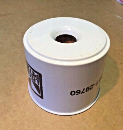 Genuine Lister Petter Fuel Filter Element Kit Part Number 351-29760