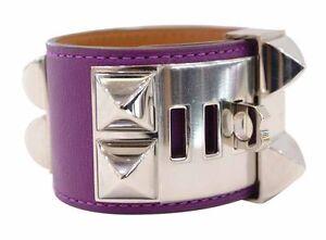 HERMES Collier De Chien Bracelet CDC   eBay 5e9b35ddfe8